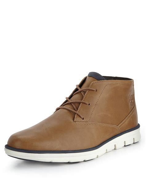 timberland boots mens timberland timberland bradstreet mens chukka boots in