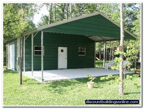 carport attached to garage 24x30 carport with attached garage carport pinterest