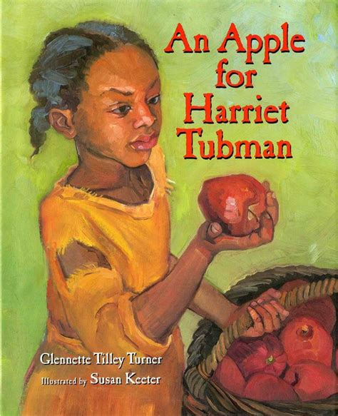 biography of harriet tubman book an apple for harriet tubman albert whitman company