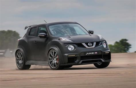 nissan juke   unveiled  gt  nismo running gear performancedrive