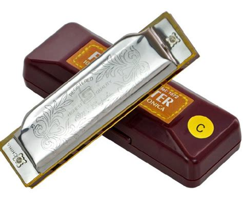 Harmonika Golden Cup 24 Nada D harmonica shop nhạc cụ nguyễn duy kho 193 i