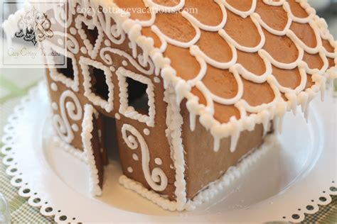 gingerbread house design patterns snippets of design gingerbread houses