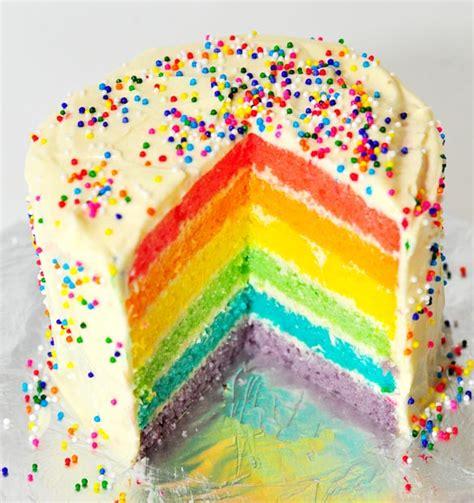 sujud ganda saputra resep rainbow cake