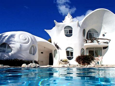 shell house isla mujeres airbnb the shell house casa caracol