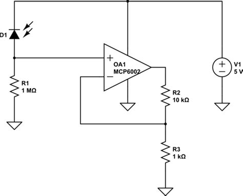 photodiode measurement photodiode and arduino to measure the speed of a projectile electrical engineering stack exchange