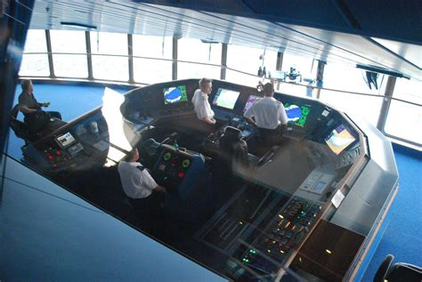 ship autopilot control system what s it like to captain a cruise ship