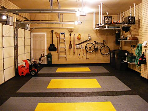 Cool Garage Floors by Garage Flooring Nuvo Garage