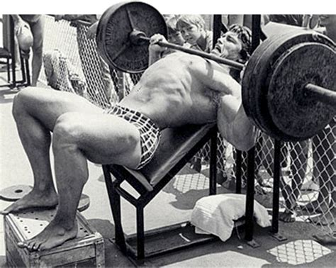 arnold schwarzenegger bench press arnold schwarzenegger how to train for mass flex offense