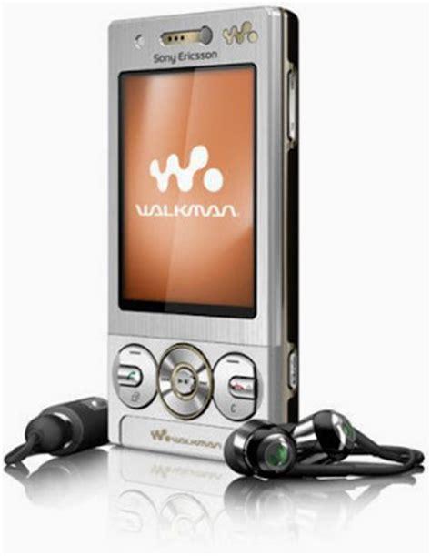 Handphone Sony Ericson data harga handphone sony ericsson w705
