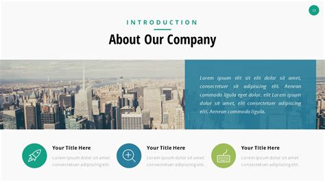 Slidepro Business Powerpoint Presentation Template By Spriteit Graphicriver Company Presentation Template Ppt