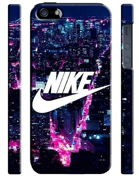 Casing Hp Iphone 6 6s Nike Logo Design Custom Hardcase Cover nike just do it logo iphone 4s 5s 5c 6s 7 plus se cover 1 cases covers skins