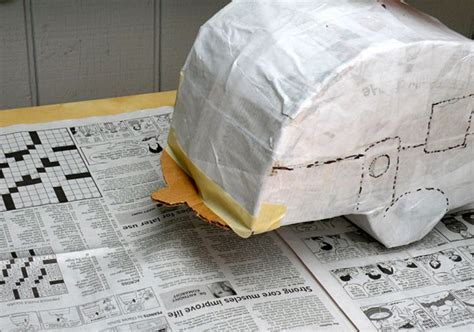 How To Make Paper Mache Stronger - how tuesday happy cer pi 241 ata etsy journal