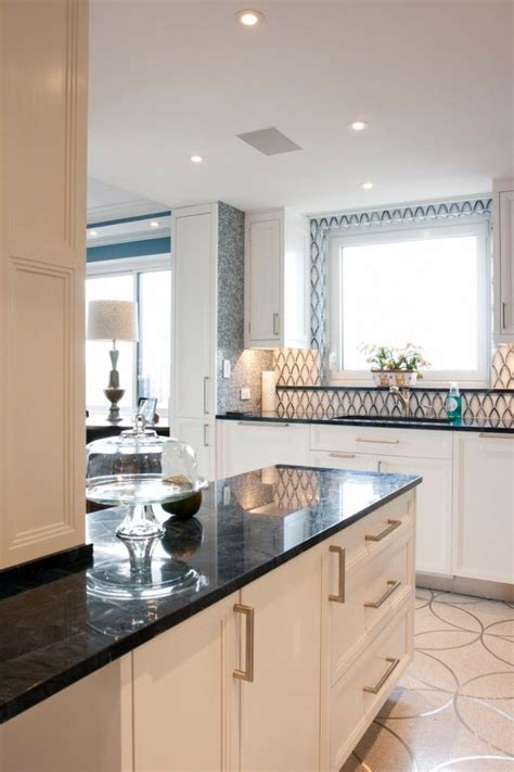 lovely different kitchen countertops contemporary modern kitchen photos hgtv black and white kitchen