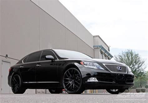 Ls Handmade - lexus ls 460 custom wheels giovanna kilis 22x et tire