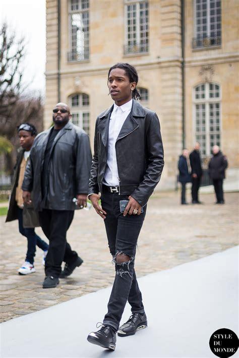 Asap Rocky Wardrobe by Haute Couture Ss 2014 Style Asap Rocky Style Du