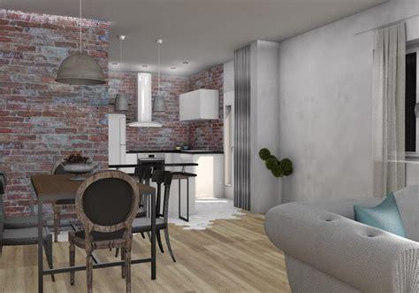 tende appartamento moderno l appartamento di roberta arredamento industrial e moderno