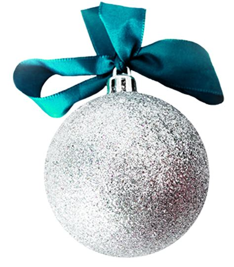 Silver Christmas Decorations Png Pixsharkcom