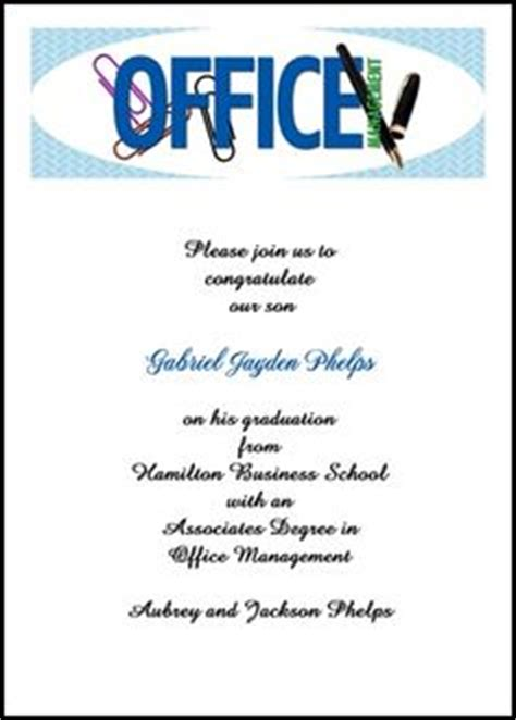 invitation cards templates for new office opening 1000 images about other school graduation cards on