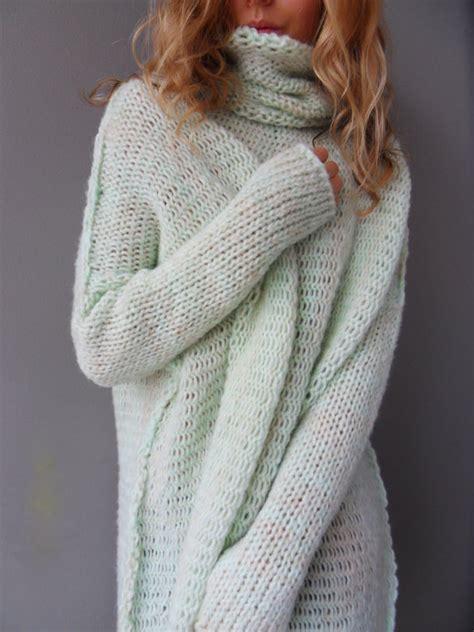 Newlong Sweater Cozy Pink Sweater Fallwinter Sweater Musim Dingin Bulky Knit Pattern Pullover Sweater Sweater Vest
