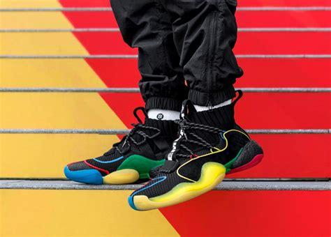 adidas  pharrell williams crazy byw lvl core black