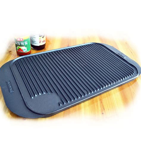 Grill Barbeque Pan new smokeless cast iron square grill pan bbq grills thicken cing picnic outdoor barbecue