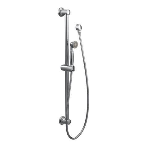 Moen Shower Bar by Moen 3869ep Chrome Single Function Shower Package
