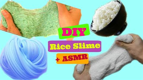 diy slime without borax diy rice slime without borax how make rice slime without