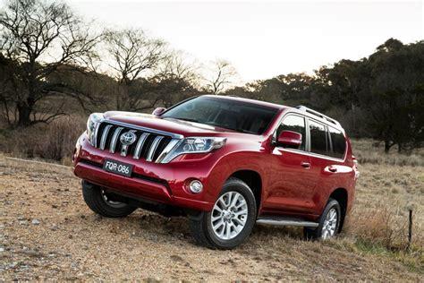 Toyota Prado 2015 2015 Toyota Landcruiser Prado Range Goauto Overview