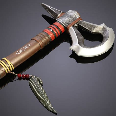 what is a tomahawk assassin s creed iii tomahawk replica axe think
