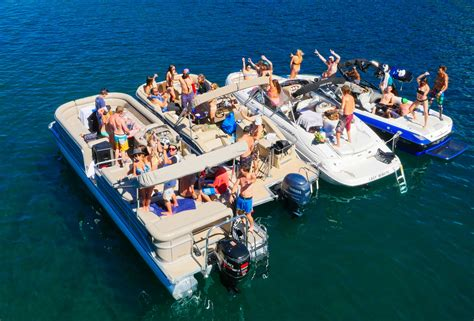 the boat party tahoe lake party boats full service event planning