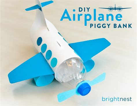 How To Make Paper Piggy Bank - for make a unique piggy bank out of a plastic bottle