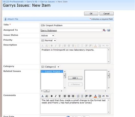 issue tracking access database template sharepoint and microsoft access getting motivated