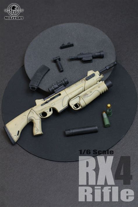 figure 1 6 forum new from dr figures 1 6 rx4 rifle