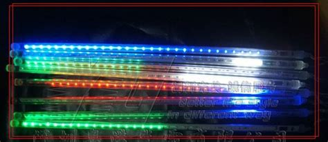 Led Bijian jual led meteor 60 cm bijian lu hias air mancur variasi warna light toko sinar terang
