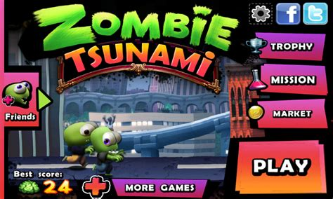 download game zombie tsunami mod apk zombie tsunami android games download free zombie