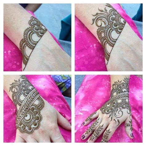 stylish designs stylish trendy arabic mehndi designs for hands and feet