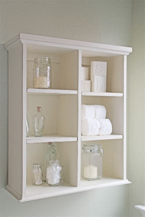 White Shelves For Bathroom Home Www Xiyansz Org