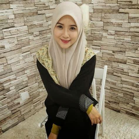 hijaber cantik malaysia hijab style