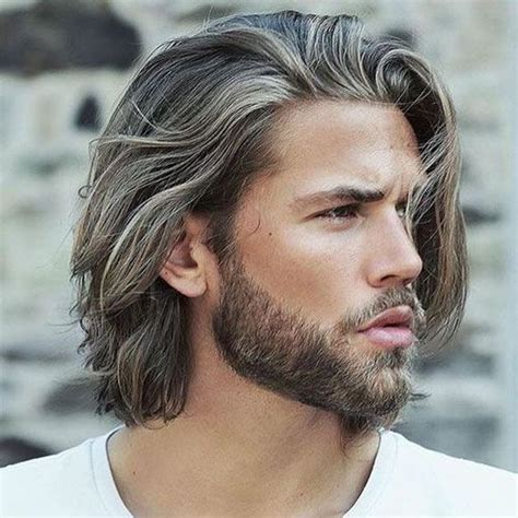 Longer Hairstyles For Guys by 25 Best Ideas About Hairstyles For On