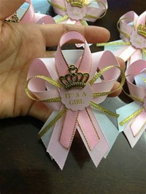 How To Make Baby Shower Pins For Guest by Princess Crown Baby Shower Corsage On Etsy 30 00 Baby