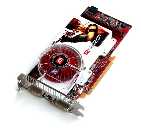 Graphic Card Radeon ati radeon x1900 xt 256mb pci e