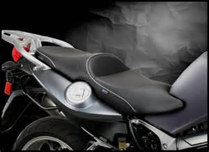 sargent seats bmw f800r world sport seat