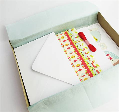 Tinseltown Gift Cards - tinseltown christmas card making kit by sarah hurley notonthehighstreet com
