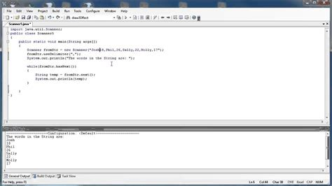 themes java wap scanner class 2 part 2 delimiters with the scanner class