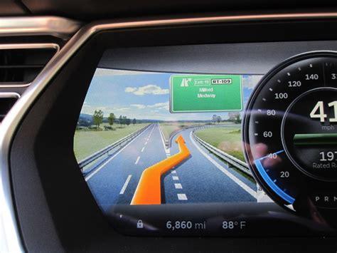 Tesla Navigation Reviewing The Tesla Model S Navigation System