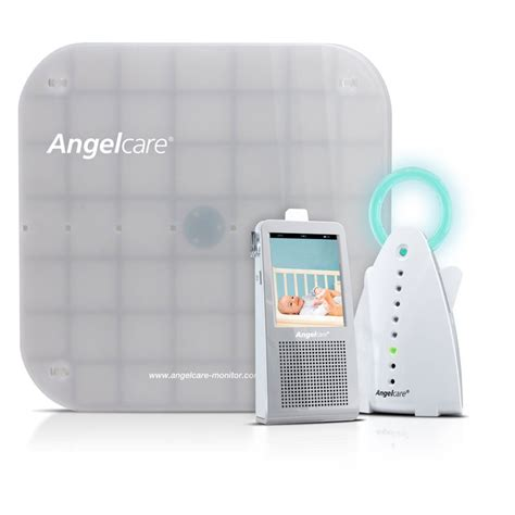 Sids Crib Monitor by Angelcare 4 Baby Sound And Movement Best