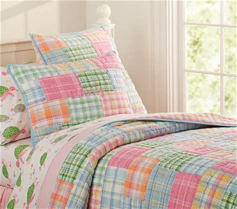 Pottery Barn Track My Order Madras Quilt Pottery Barn Kids