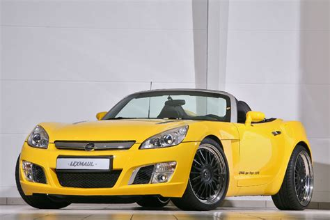 Opel Gt Kit by Lexmaul Opel Gt Car Tuning
