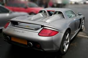 porsche carrera gt history of model photo gallery and list of modifications
