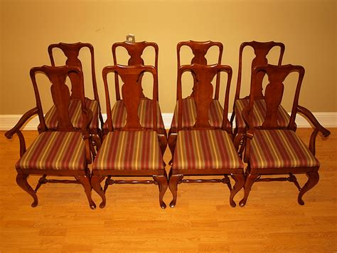 Pennsylvania House Dining Room Chairs by Antique Pennsylvania House Cherry Dining Room Chairs Nr